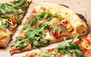 Pizzette di farro