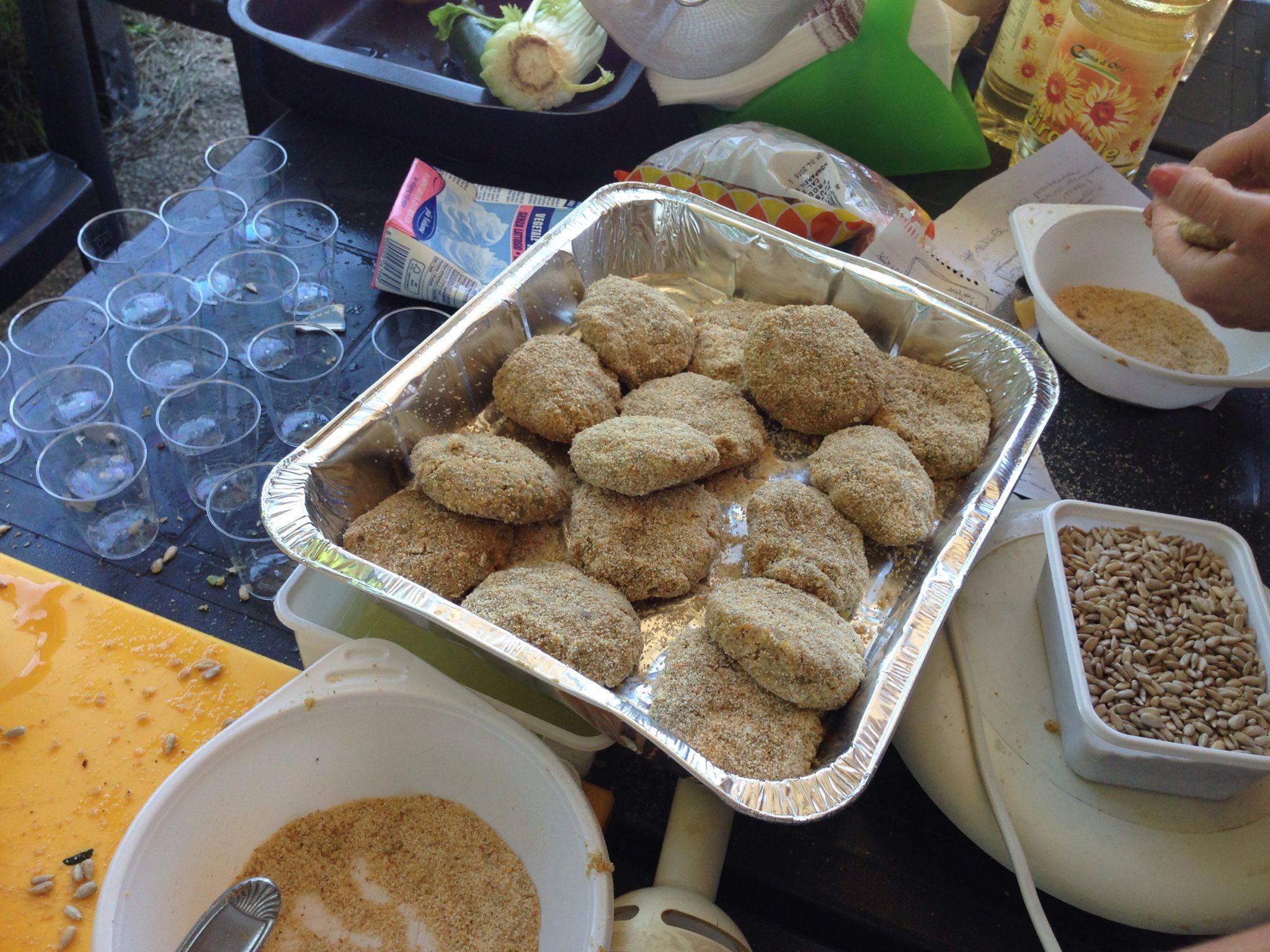 Burgher di piselli con noci e avena cucinare sano e gustoso - Cucinare sano e gustoso ...