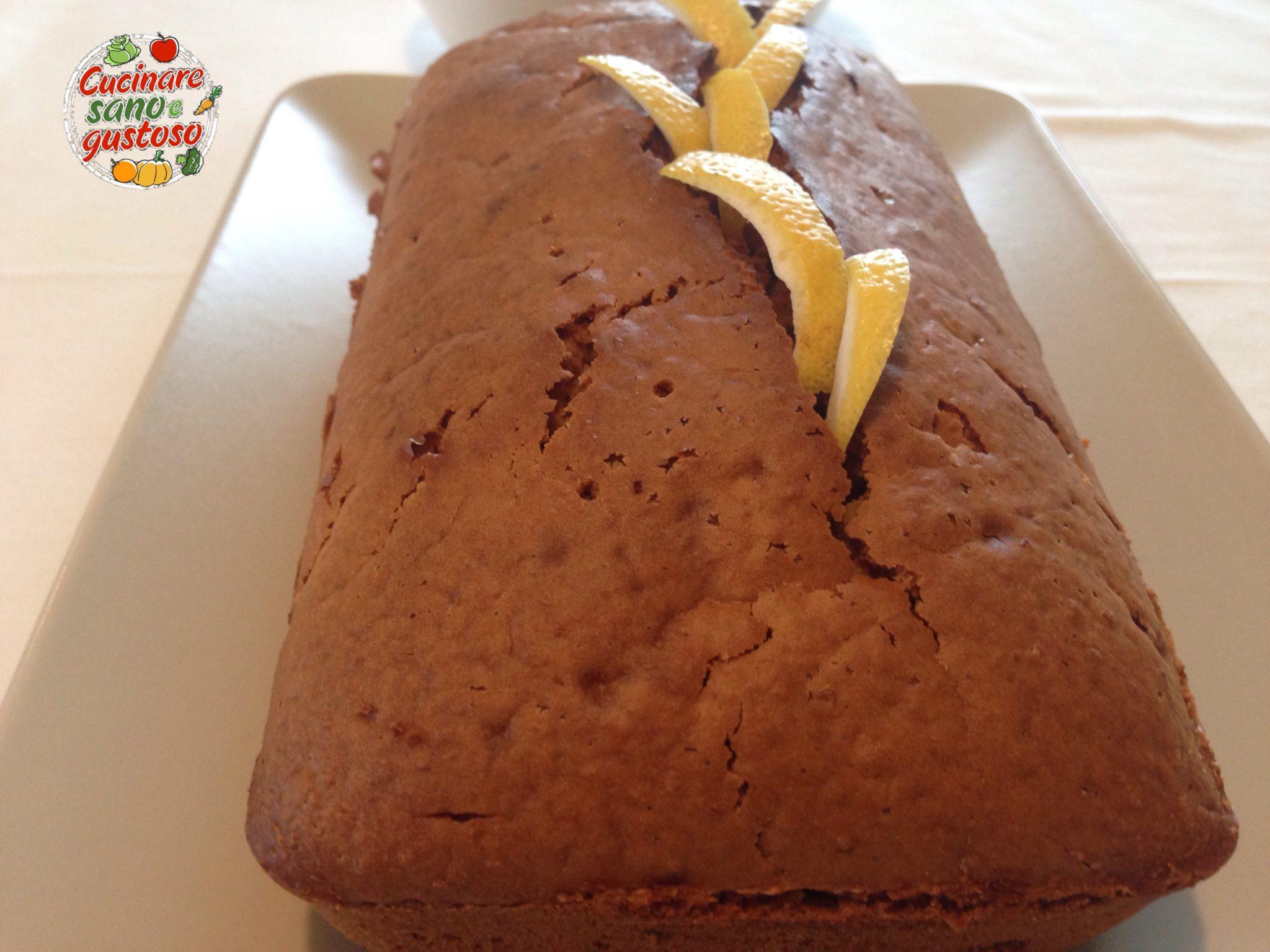 Plumcake al limone leggero cucinare sano e gustoso - Cucinare sano e gustoso ...