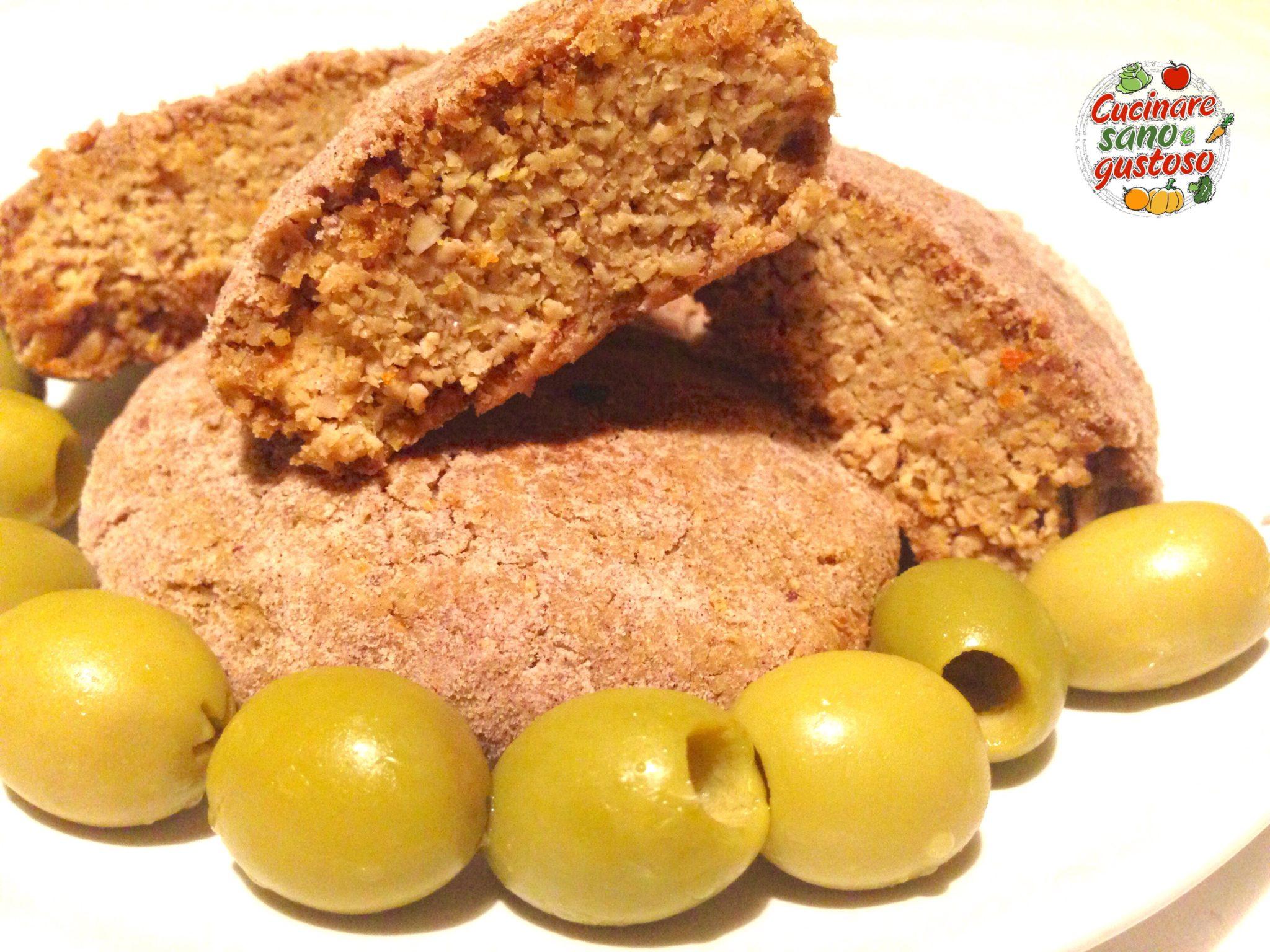 Cotolette di soia profumate cucinare sano e gustoso - Cucinare sano e gustoso ...