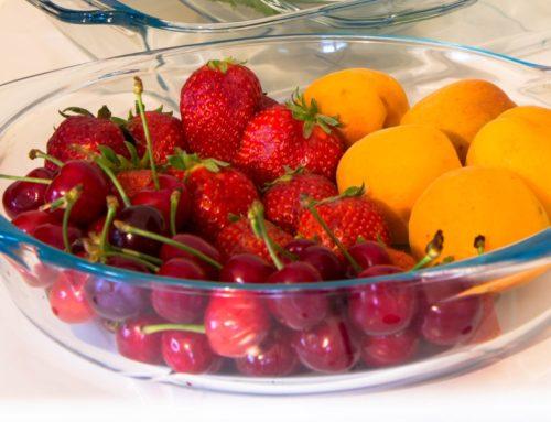 Come conservare al meglio la Frutta estiva