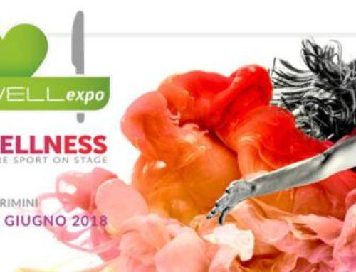FoodWell Expo e RiminiWellness. Sport, benessere e sana alimentazione