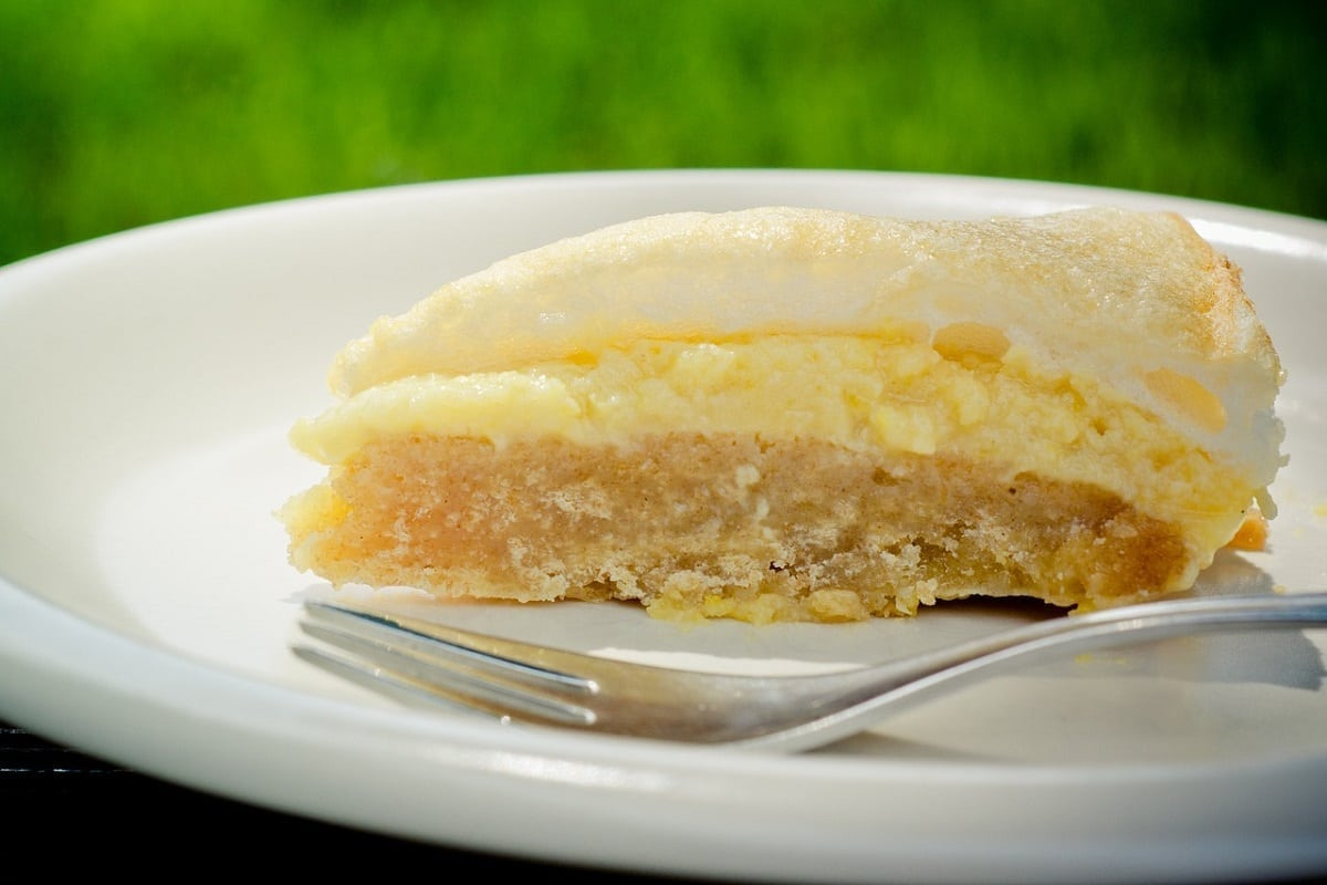 Torta Al Limone Senza Burro Latte E Uova Ricetta 100 Vegetale