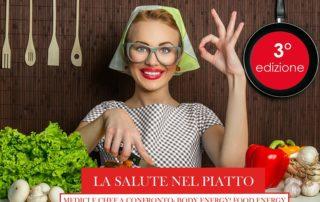 La salute nel piatto- Milano 18 novembre 2018