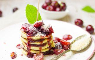 pancakes, crepes o frittelle integrali