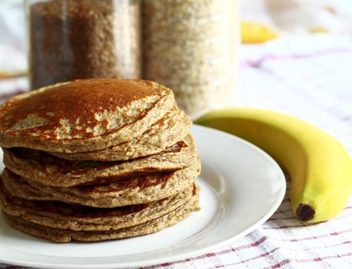 Pancakes alla banana senza uova