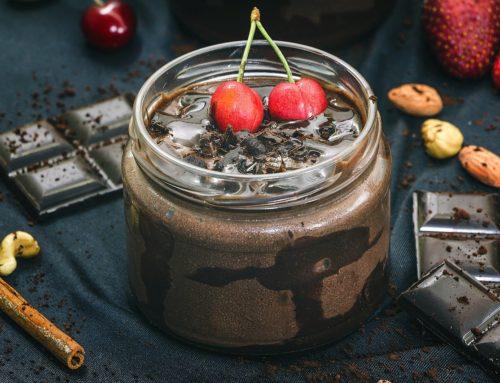 Crema alla vaniglia o al cacaoraw(senza cottura)