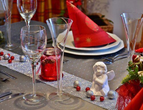 I consigli della Dietista per non ingrassare durante le festività