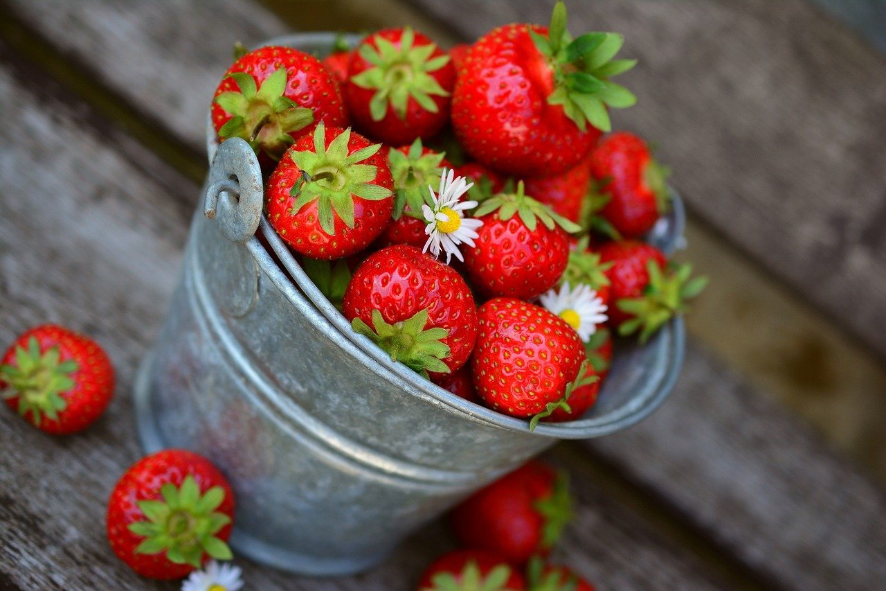Le fragole, caratteristiche nutrizionali e usi in cucina